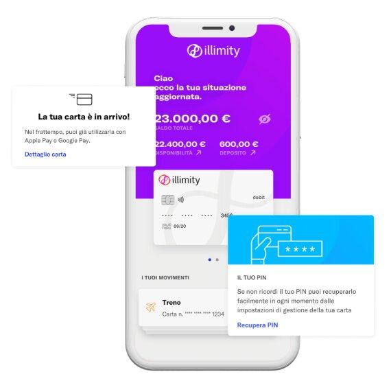 Conto Illimity Bank zero spese